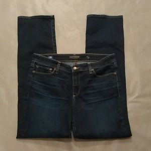 Lucky brand sweet straight twilight blue jeans